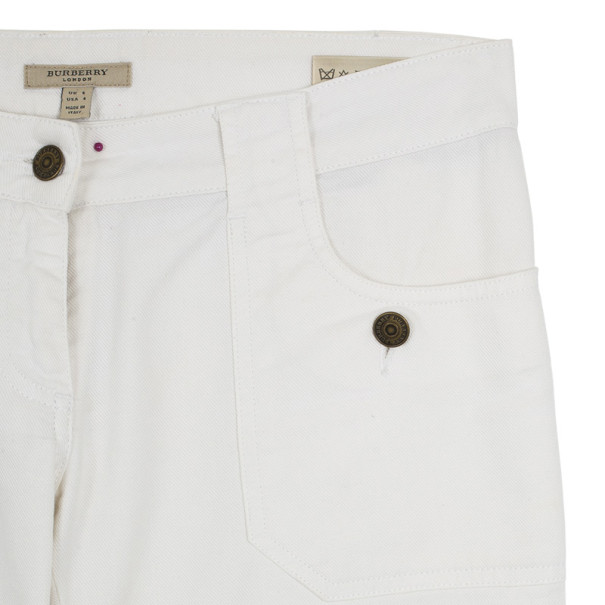 Burberry Straight Denim Jeans S