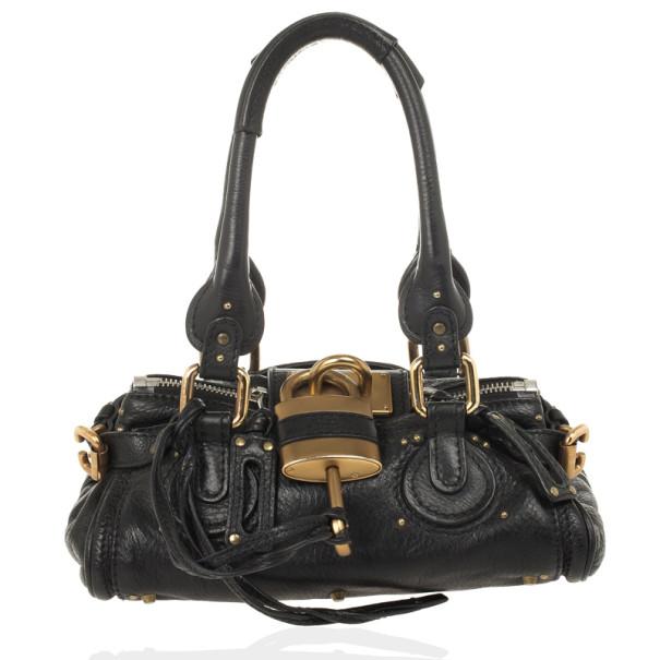 7f4ef49ffd Chloe Black Paddington Handbag - Best Handbag 2018