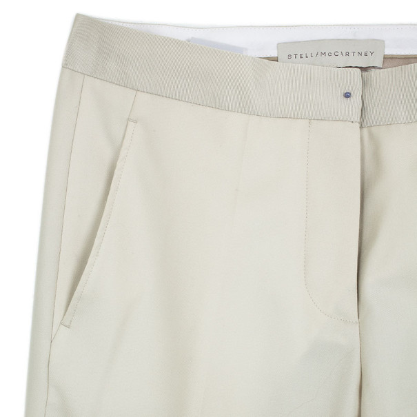 Stella McCartney Wool Trousers S