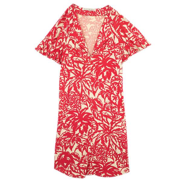 Balenciaga Printed Tunic Dress M