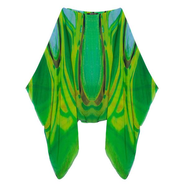 Roberto Cavalli Green Top S