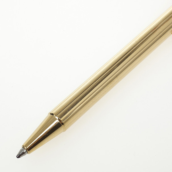 Cartier Golden Pen