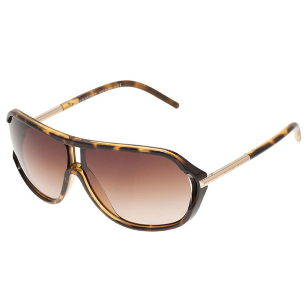 Burberry Tortoise Frame Sunglasses