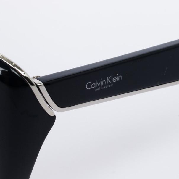 Calvin Klein Black 7863SP Womens Sunglasses