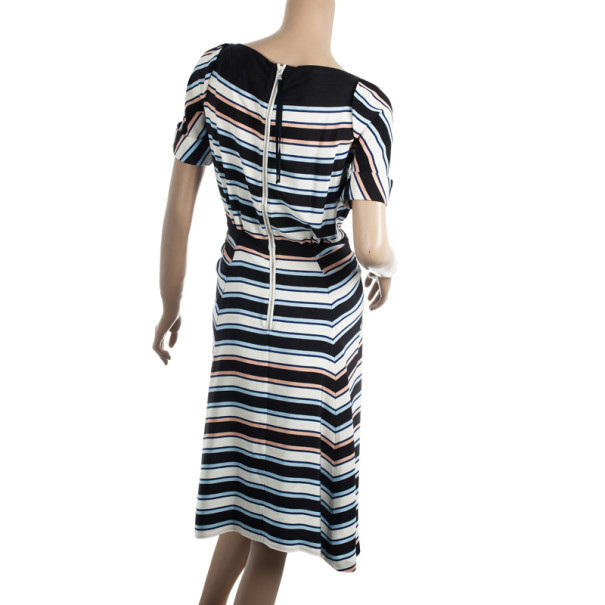Marc by Marc Jacobs Striped Dress S