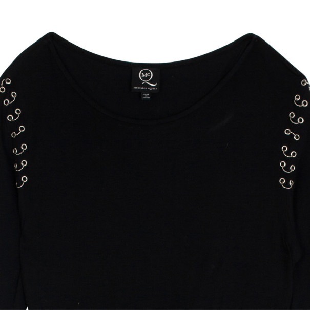 MCQ by Alexander McQueen Pierced S Bend Dress L