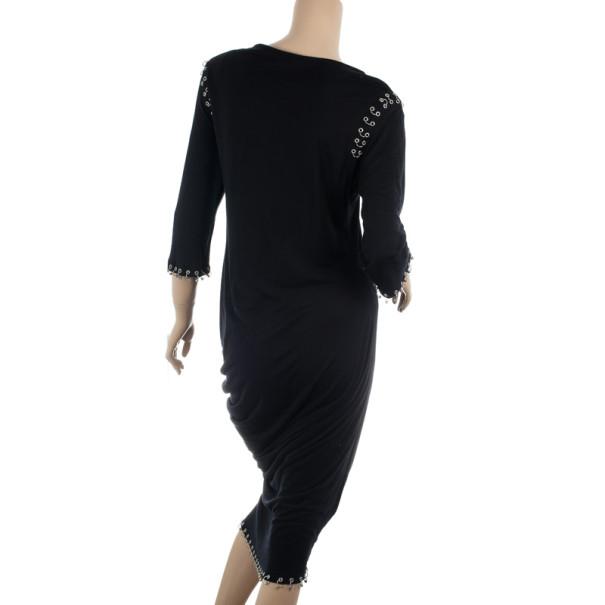 MCQ by Alexander McQueen Pierced S Bend Dress L