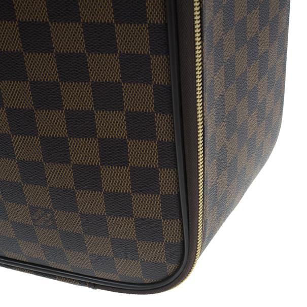 Louis Vuitton Damier Ebene Canvas Pegase 45
