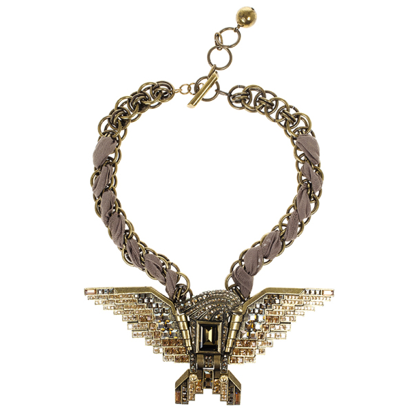 Lanvin Eagle Necklace