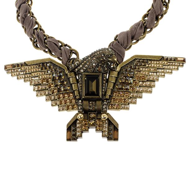 Lanvin Eagle Necklace