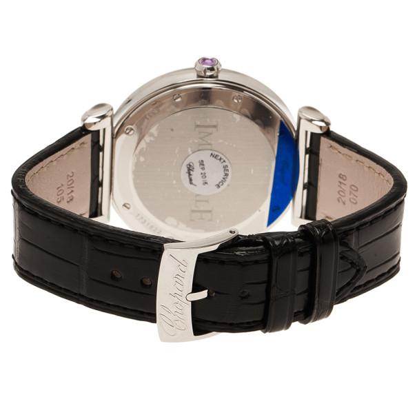 Chopard Cream Imperiale Women's Wristwatch 36MM