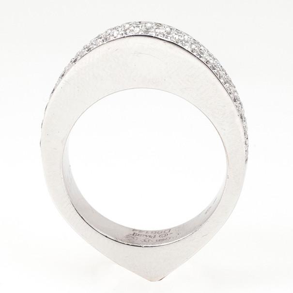 Piaget Diamond Band Ring Size 54.5