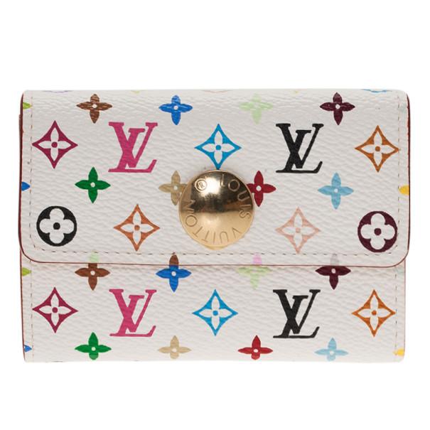 Louis vuitton white multicolor monogram card holder buy sell lc louis vuitton white multicolor monogram card holder nextprev prevnext colourmoves