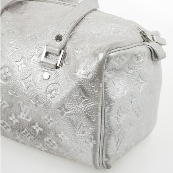 Louis Vuitton Limited Edition Monogram Shimmer Comete Bag