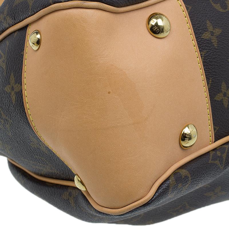 Louis Vuitton Monogram Canvas Boetie MM Bag