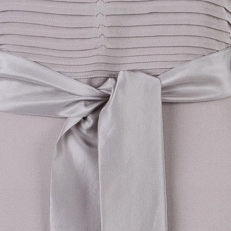 Diane Von Furstenberg Mauve Kimian Dress S