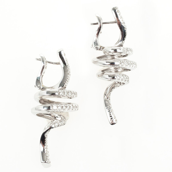 Damiani Eden Diamond Earrings