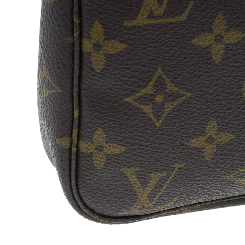 Louis Vuitton Monogram Canvas Pochette Accessoires Pouch Accessories