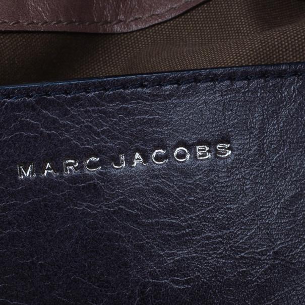 Marc Jacobs Dark Purple Daydream Eugenie Honeydew Clutch