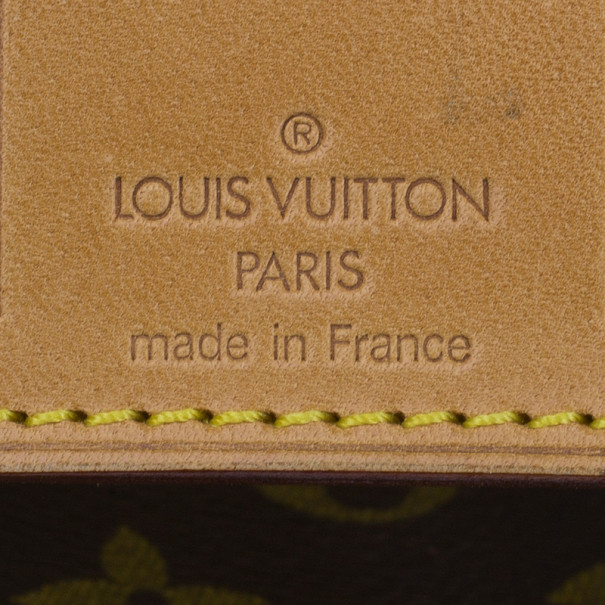 Louis Vuitton Monogram Canvas Keepall 45