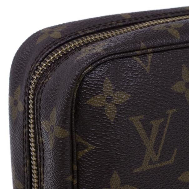 Louis Vuitton Monogram Trousse Toilette 23