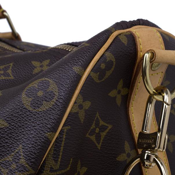Louis Vuitton Monogram Canvas Keepall Bandouliere 50