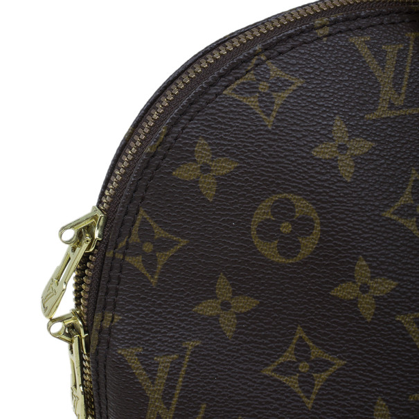 Louis Vuitton Monogram Canvas Alma PM