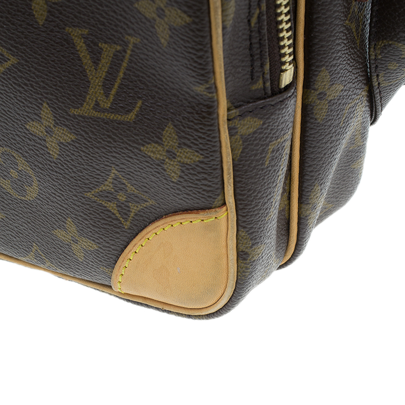 Louis Vuitton Monogram Canvas Amazone Crossbody Bag PM