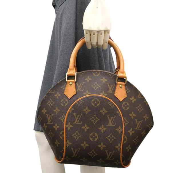 Louis Vuitton Monogram Canvas Ellipse PM