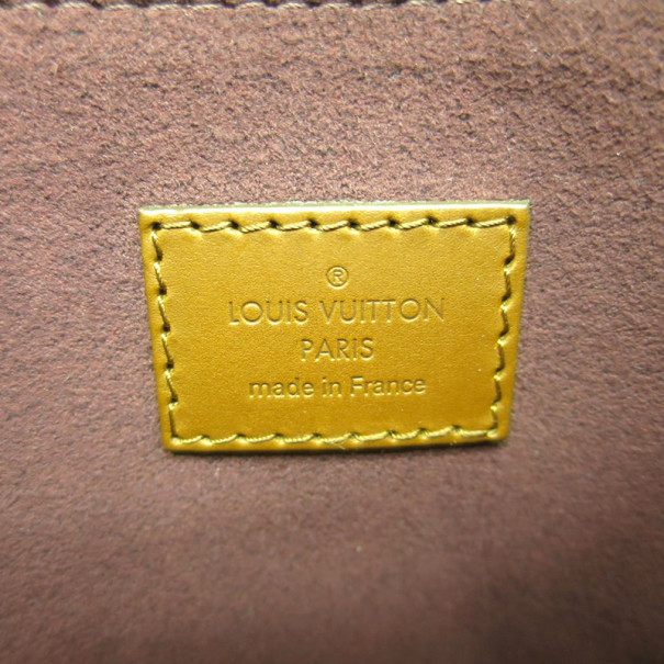 Louis Vuitton Damier Ebene Ascot Tote