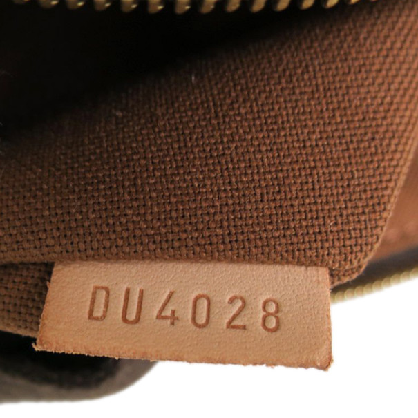 Louis Vuitton Monogram Beaubourg Tote