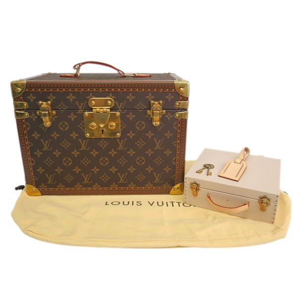Louis Vuitton Monogram Boite Pharmacie Vanity Bag