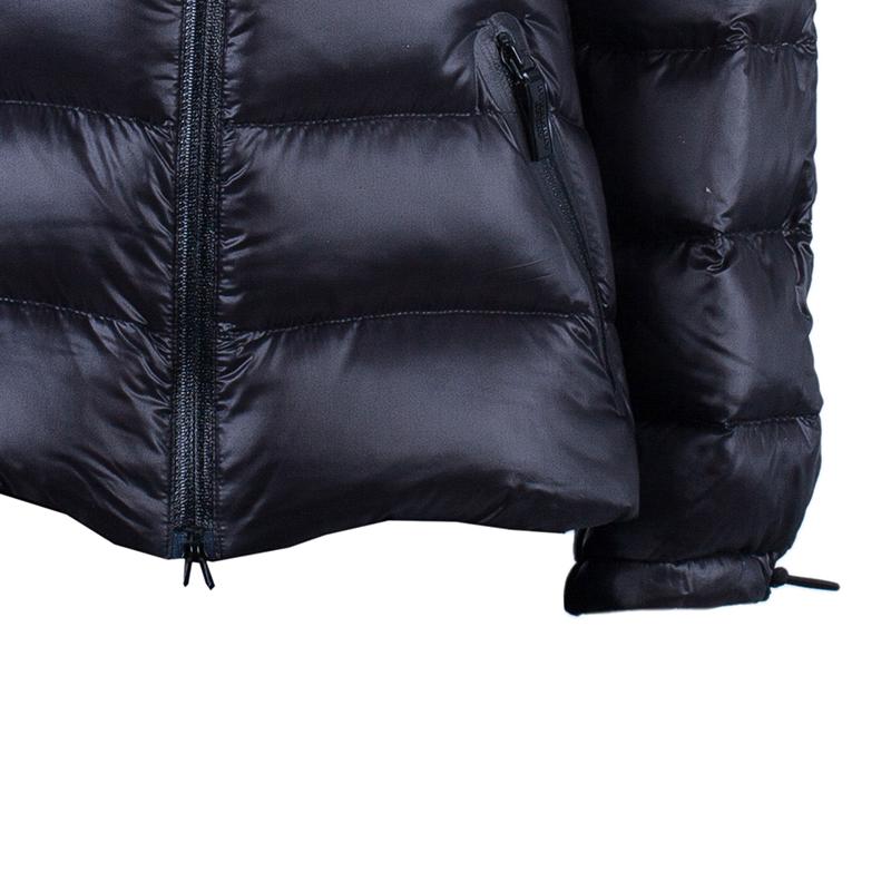 Burberry Sport Black Down Jacket M