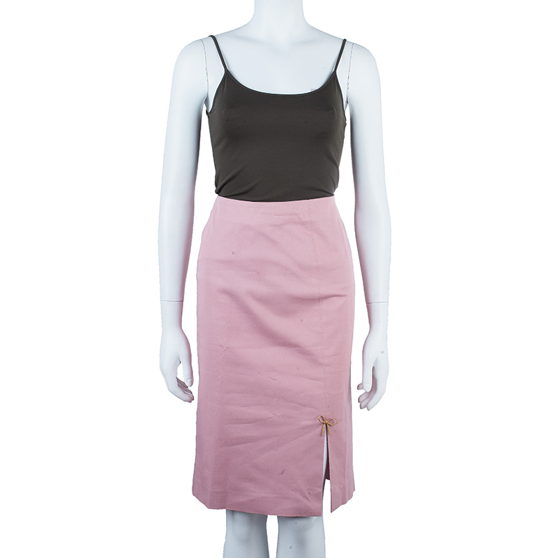 Gucci Pink Skirt S