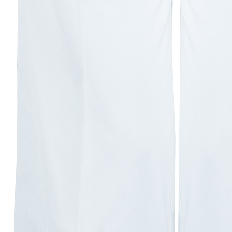 Emporio Armani White Flared Denim Jeans S