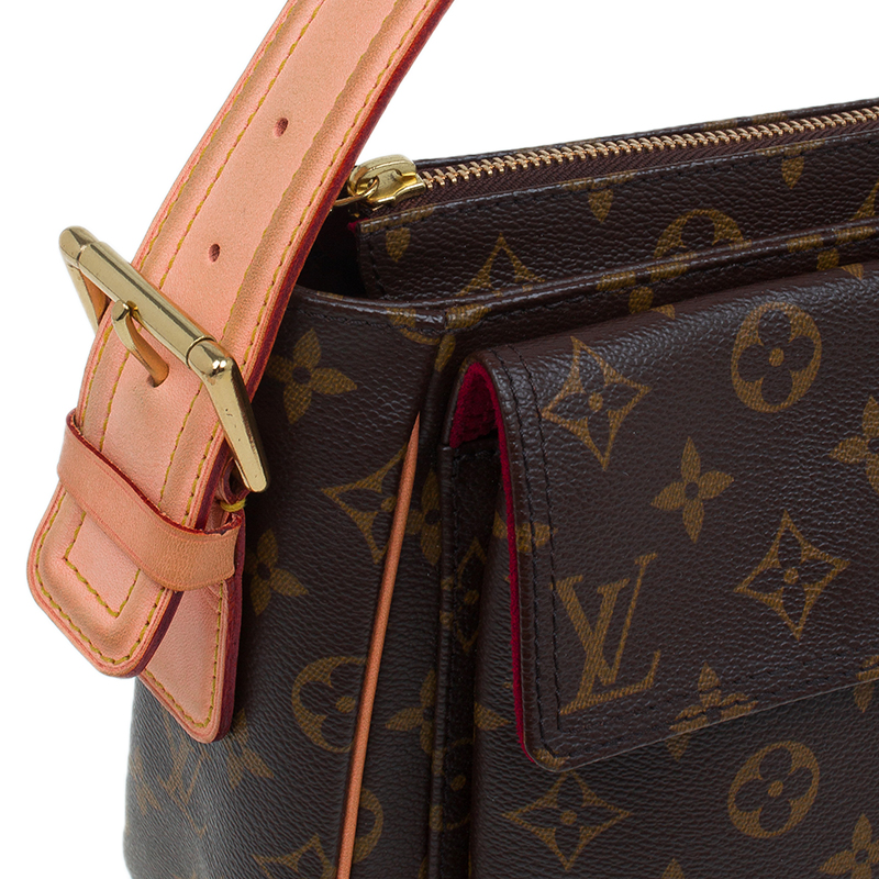 Louis Vuitton Monogram Canvas Viva Cite GM Bag