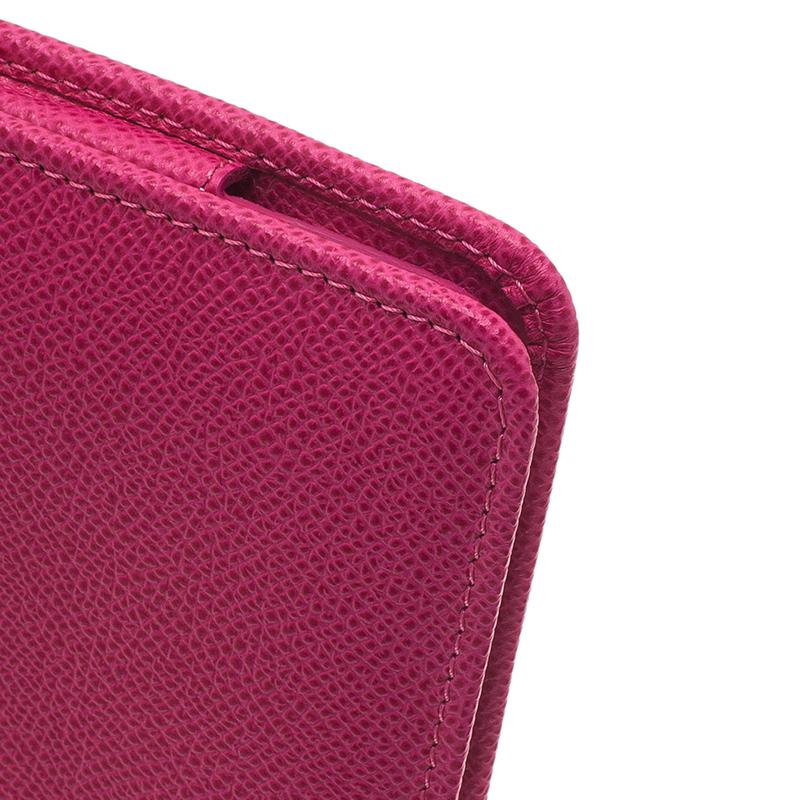 Valentino Pink Leather iPad Case