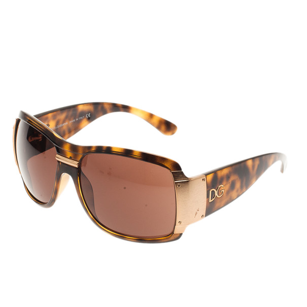 Dolce and Gabbana DG6013 Tortoise Frame Sunglasses