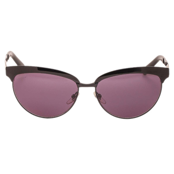 Gucci Brown GG4249 Cat Eye Sunglases