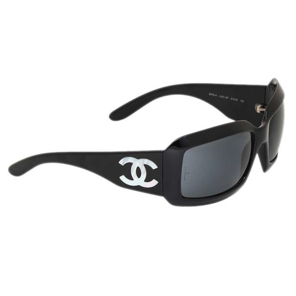 Chanel Black 5076 Sunglasses