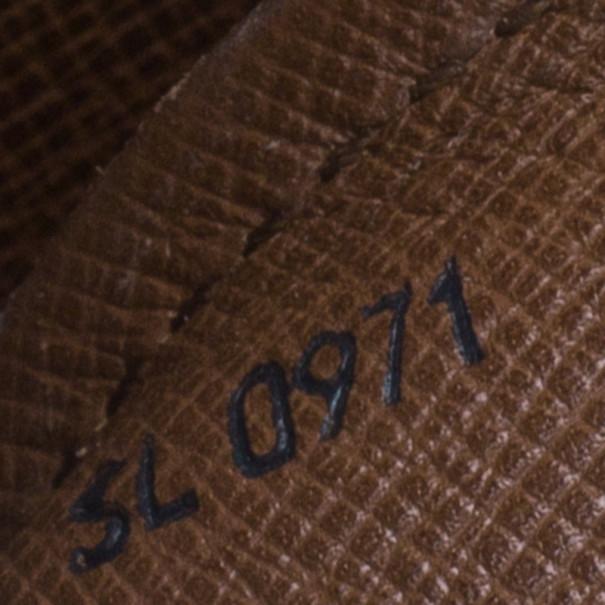 Louis Vuitton Brown Cartouchiere GM