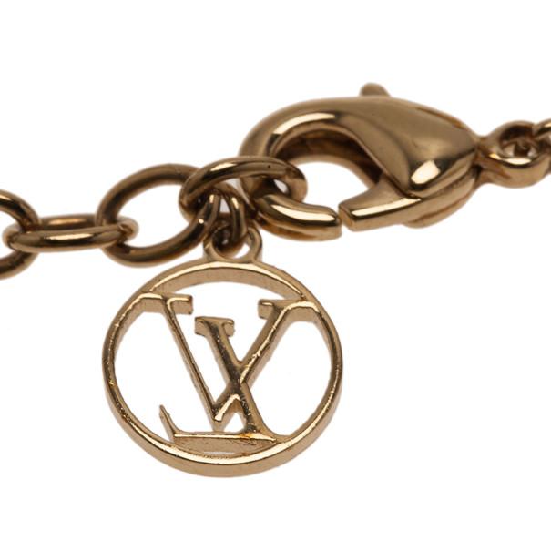 Louis Vuitton Trunk Bracelet 19CM
