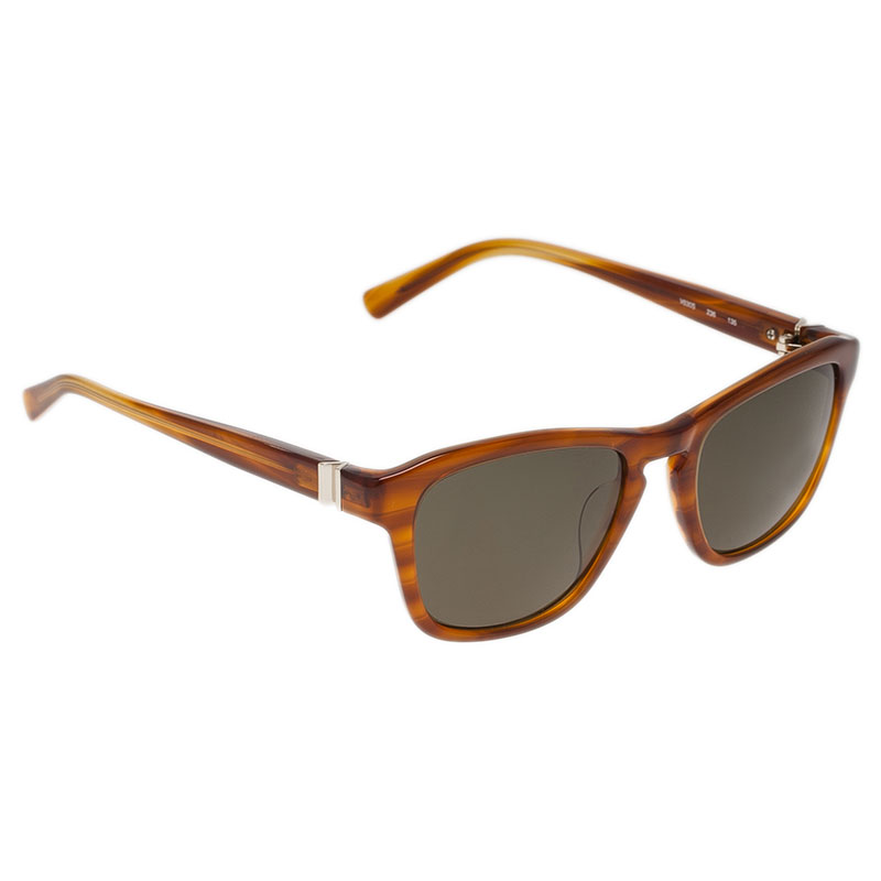 Valentino Brown V630S Cat Eye Sunglasses