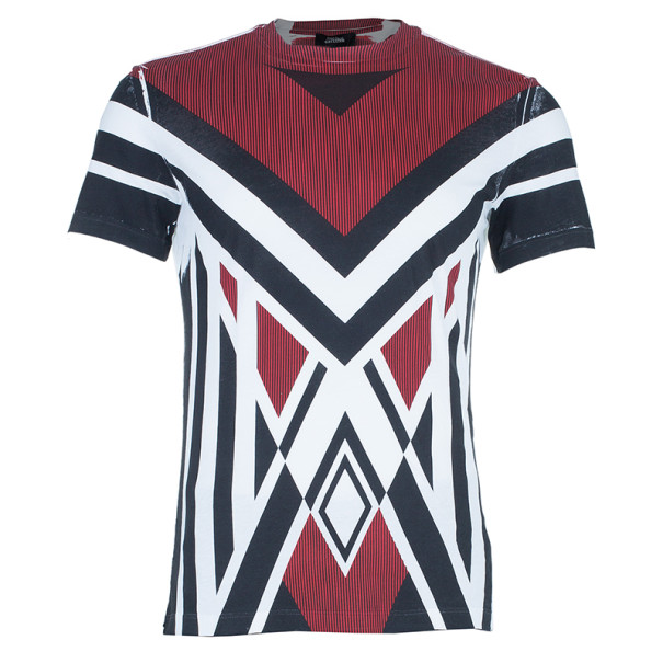 Jean Paul Gaultier Mens Printed T-Shirt S