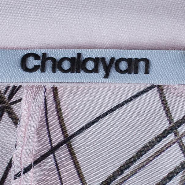 Chalayan Kick Pleat Top S