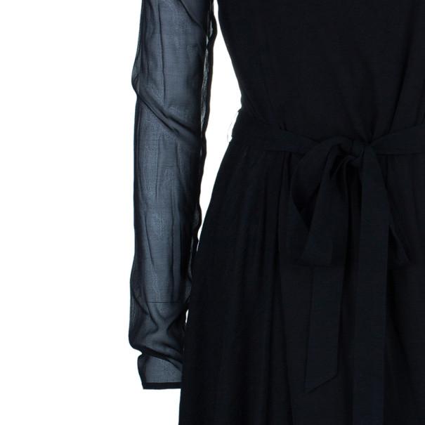 Chalayan Shift Belted Dress M