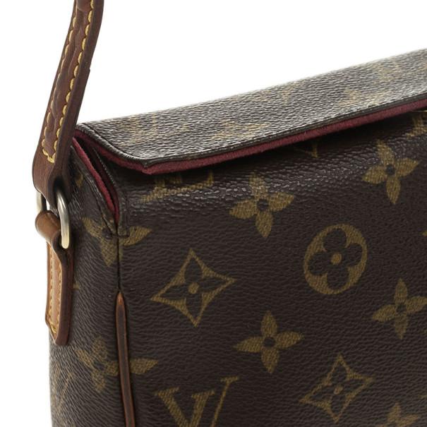 Louis Vuitton Monogram Canvas Recital Bag