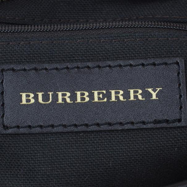 Burberry Haymarket Regent Tote