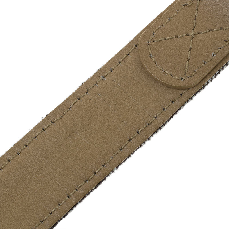 Dior Brown Diorissimo CD Buckle Belt 85 CM