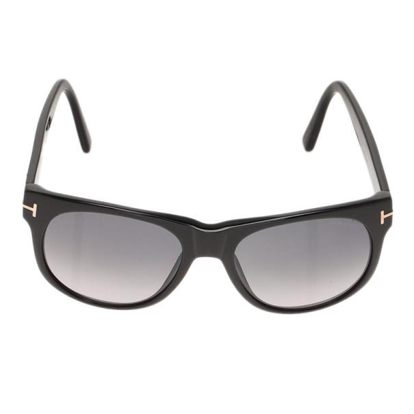 Tom Ford Black Astor Sunglasses